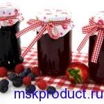 Набор варенья из ягод