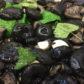 соленые грузди черные